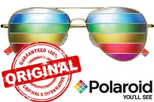 Очки Polaroid оригинал. 80 лет успеха.